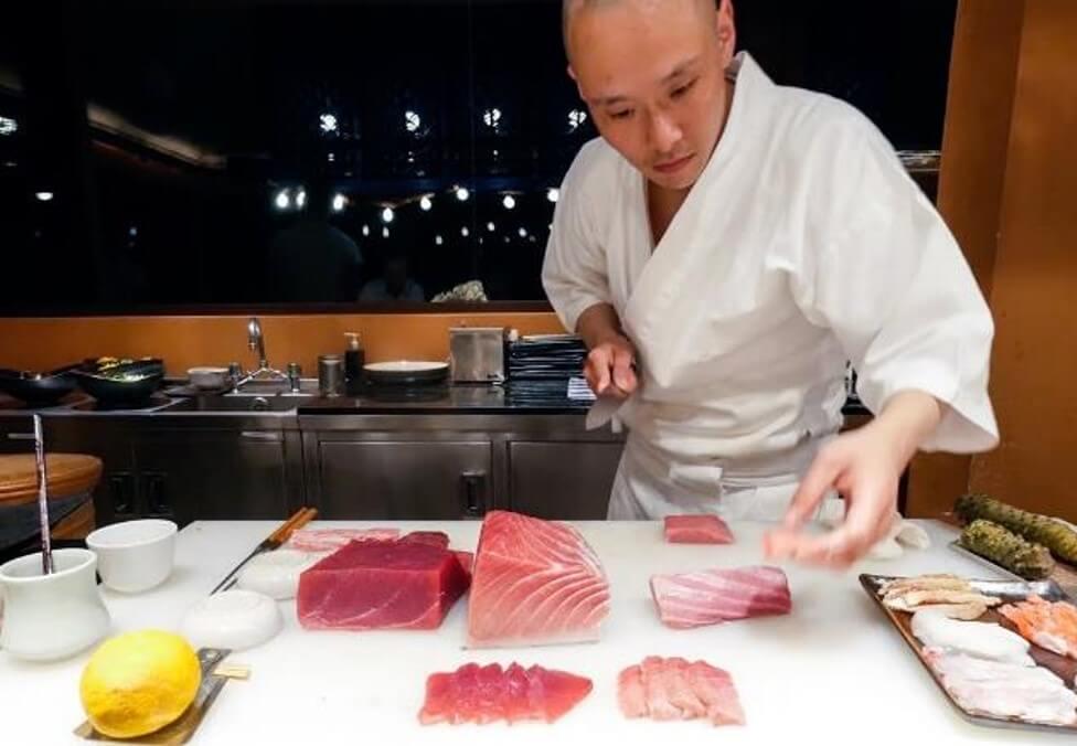 Gastronomia Japonesa