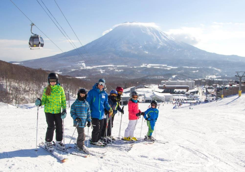 Niveles Esqui